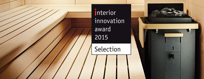 Saunaofen MAJUS Interior Innovation Award