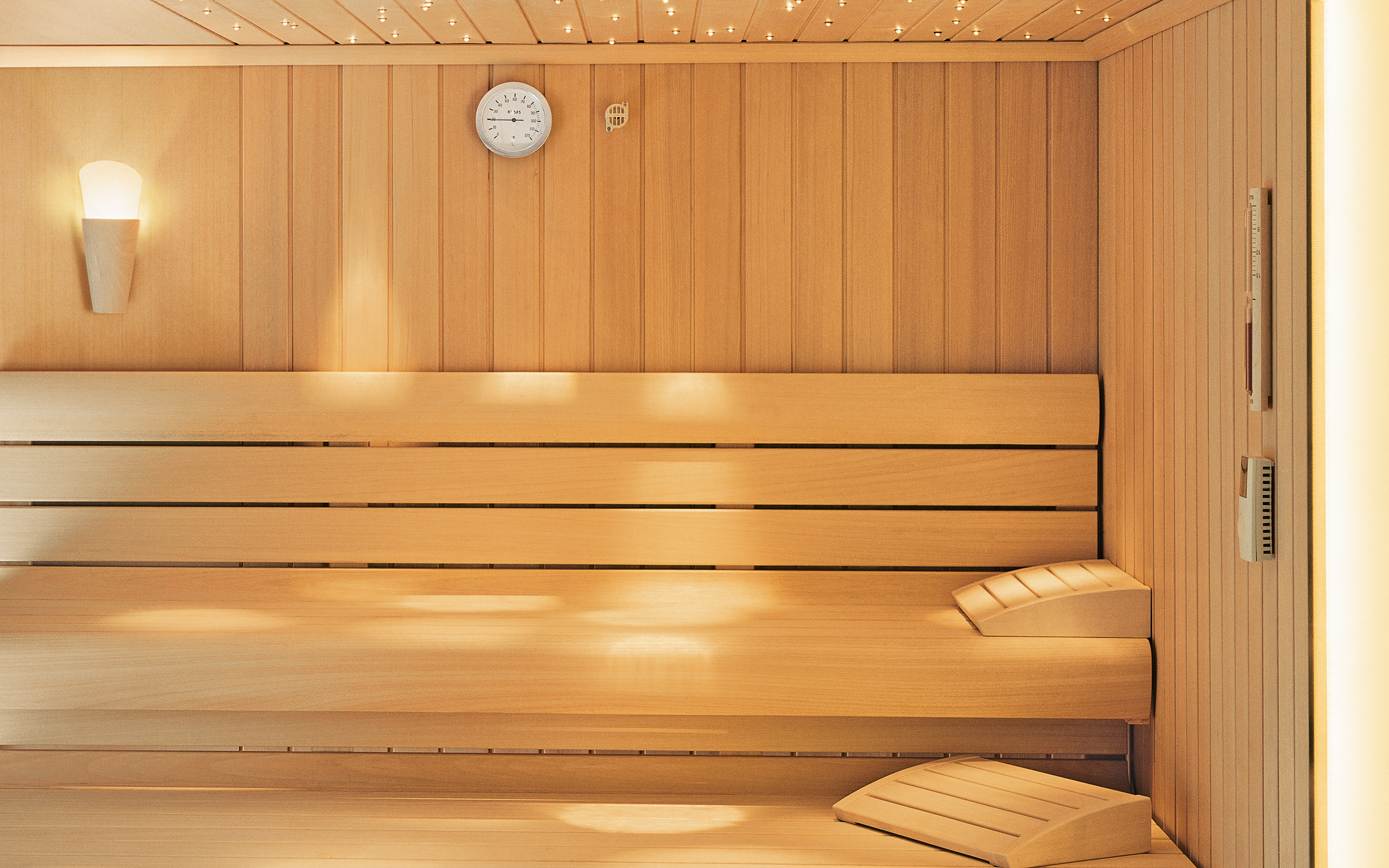 design sauna proteo die lebhafte und offene sauna. Black Bedroom Furniture Sets. Home Design Ideas