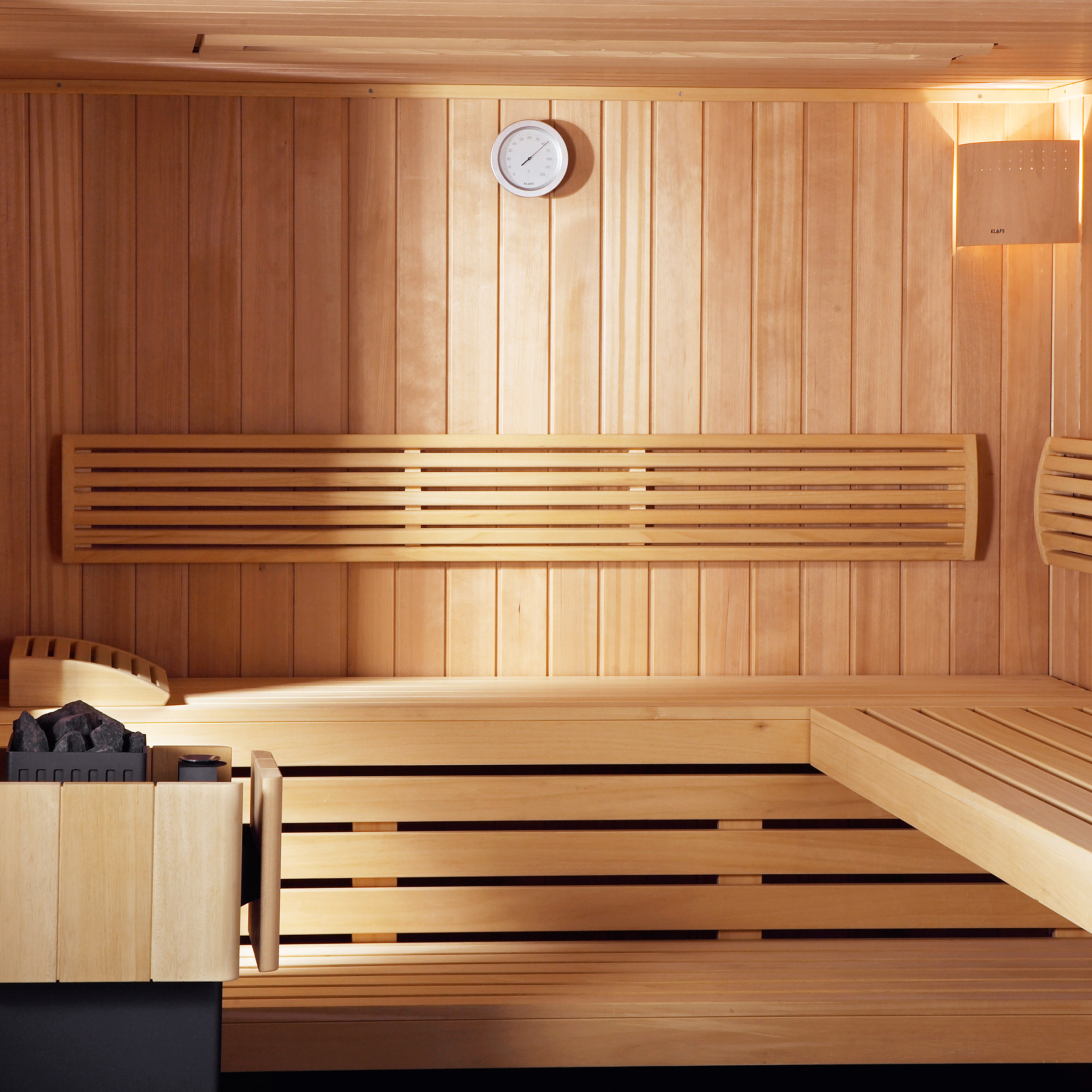 sauna home der perfekte einstieg in die welt der sauna. Black Bedroom Furniture Sets. Home Design Ideas