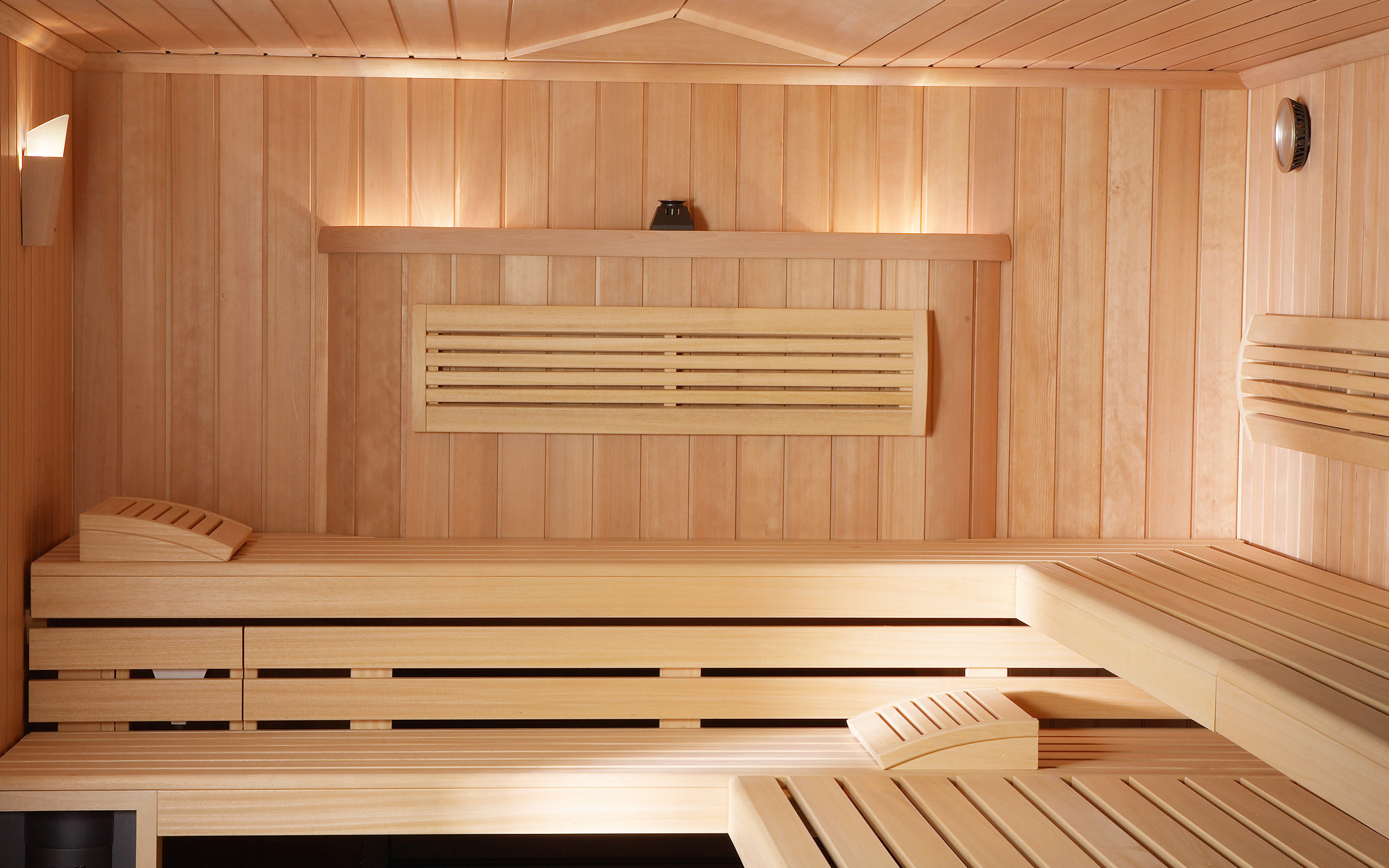 sauna premium die hochwertige und individuelle sauna. Black Bedroom Furniture Sets. Home Design Ideas