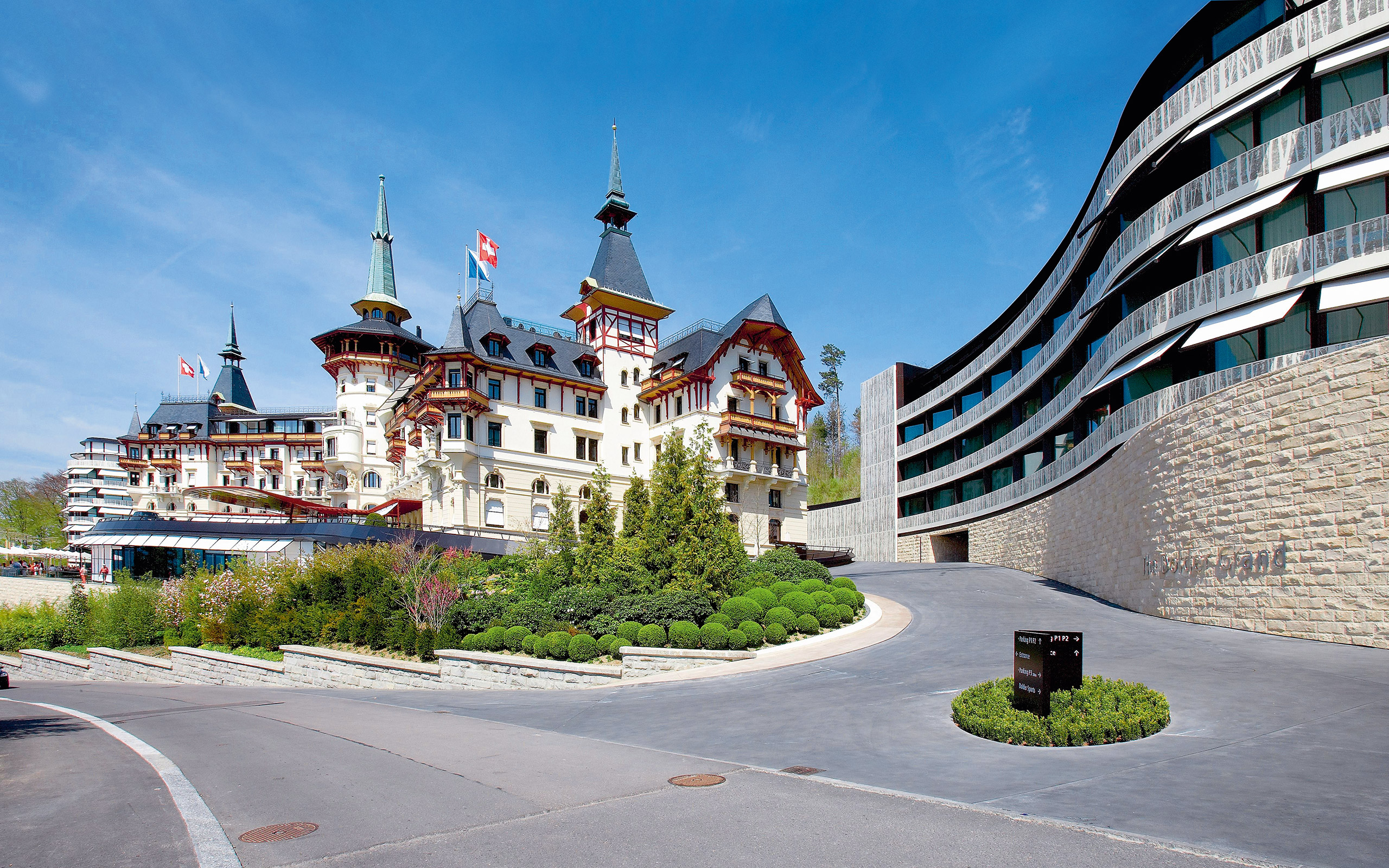 Interlaken Spa Hotel